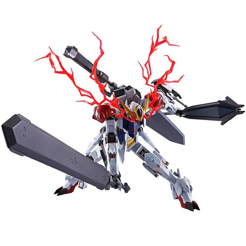 Mobile Suit Gundam Iron-Blooded Orphans Side MS Gundam Barbatos Lupus The Robot Spirits Action Figure