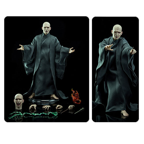 Harry Potter and the Order of the Phoenix Lord Voldemort 1:6 Scale Action Figure