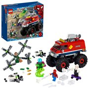 LEGO 76174 Marvel Super Heroes Spider-Man's Monster Truck vs. Mysterio