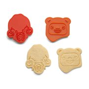 Star Wars Rebel Friends Endor Cookie Cutters