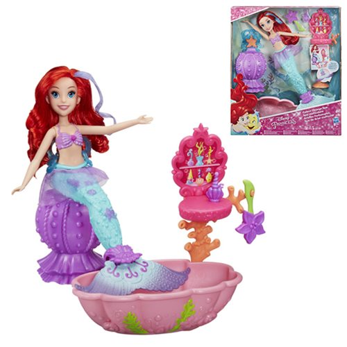 Disney Princess Color Change Spa Playset