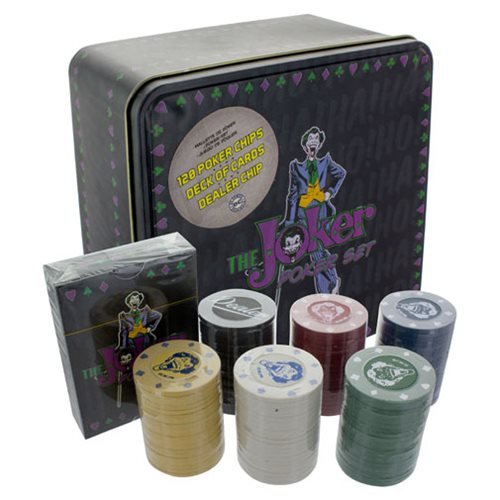The Joker Poker Set