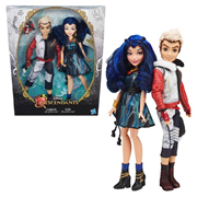 Disney Descendants 2-Pack Carlos & Evie Figures, Not Mint