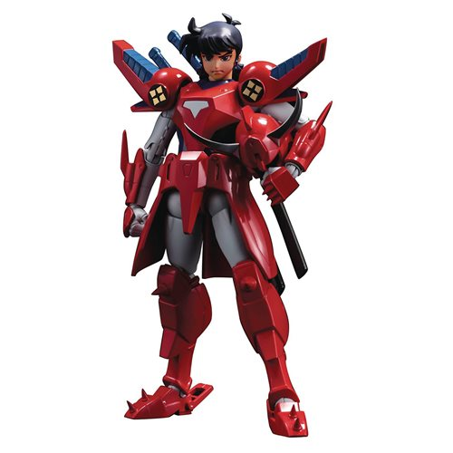 Ronin Warriors Ryo of the WildFire 1:12 Action Figure