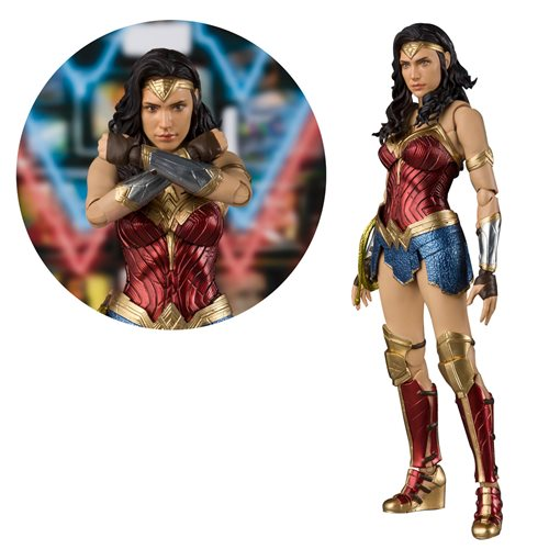 Wonder Woman 1984 S.H.Figuarts Action Figure