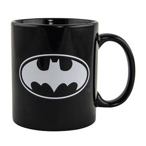 Batman Logo Glow-in-the-Dark 10 oz. Mug