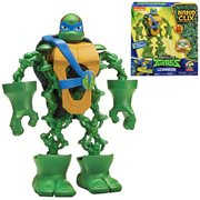 Rise of the Teenage Mutant Ninja Turtles Leonardo Nano Clix Figure