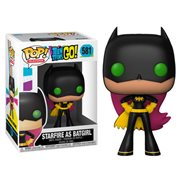 Teen Titans Go! Starfire as Batgirl Pop! Vinyl Figure #581