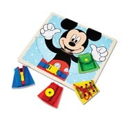 Mickey Mouse Wooden Basic Skills Board