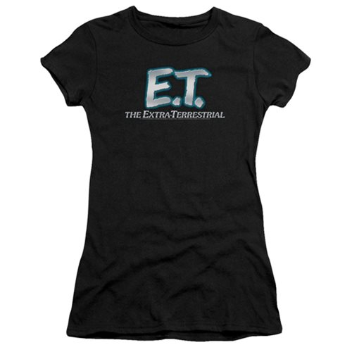 E.T. Logo Juniors T-Shirt