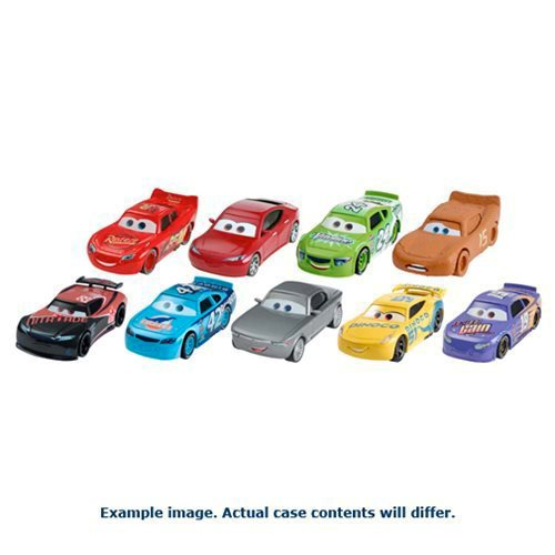 Cars 3 Character Cars 2017 Mix 7 Case
