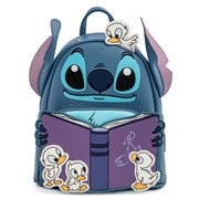 Lilo & Stitch Story Time Stitch with Duckies Mini-Backpack