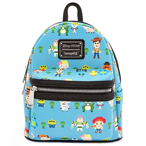 Toy Story Chibi Print Mini Backpack