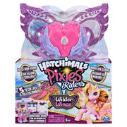 Hatchimals Pixies Riders Wilder Wings Blind-Box Mini-Figure