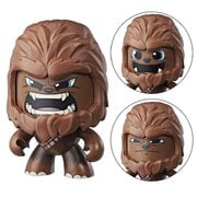 Star Wars Mighty Muggs Chewbacca Action Figure