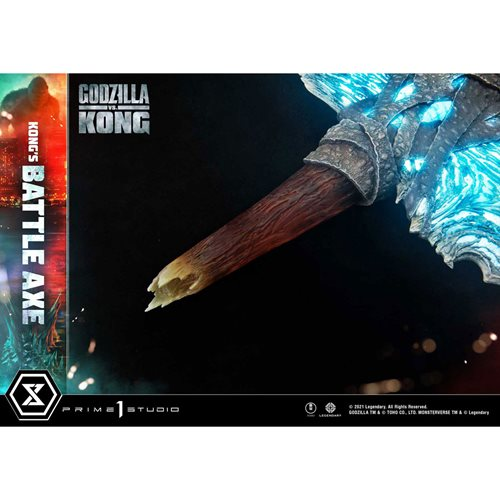 Godzilla vs. Kong Kong's Battle Axe Prop Replica
