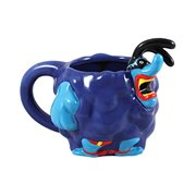 The Beatles Limited Edition Yellow Submarine Meanie Sculpted Ceramic Mug