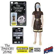 The Twilight Zone The Lonely Alicia 3 3/4-Inch Action Figure In Color Series 4 - Convention Exclusive