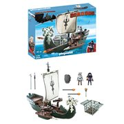 Playmobil 9244 How to Train Your Dragon Dragos Ship Playset