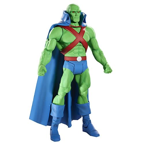 DC Universe Classics Martian Manhunter Action Figure