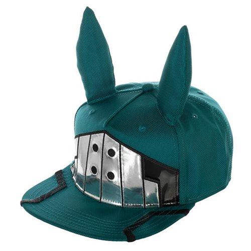 My Hero Academia Deku Midoriya Snapback Hat