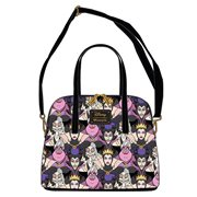 Disney Villains Print Purse