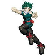 My Hero Academia Enter The Hero Izuku Midoriya Statue