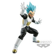 Super Dragon Ball Heroes Trascendence Art Vol. 2 Super Saiyan Blue Vegeta Statue