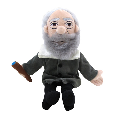 Galileo Little Thinker Plush