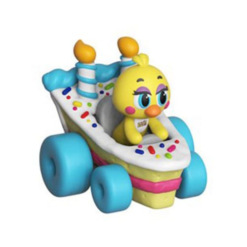 Five Nights at Freddy's Chica Super Racer