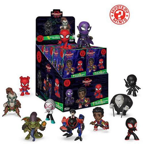 Spider-Man: Into the Spider-Verse Mystery Minis Random 4-Pack