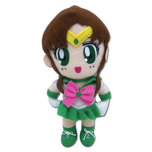 Sailor Moon Sailor Jupiter 8-Inch Plush
