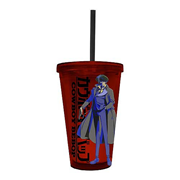 Cowboy Bebop Spike Red 16 oz. Travel Cup