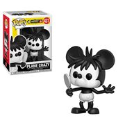 Mickey's 90th Plane Crazy Pop! Vinyl Figure #431