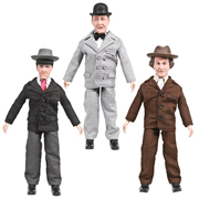 Three Stooges Dizzy Doctors 8-Inch Action Figure Set
