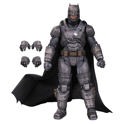 Batman v Superman: Dawn of Justice Armored Batman Premium 6-Inch Action Figure