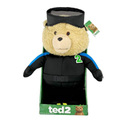 Ted 2 Ted in Scuba Outfit 16-Inch R-Rated Animated Talking Plush Teddy Bear