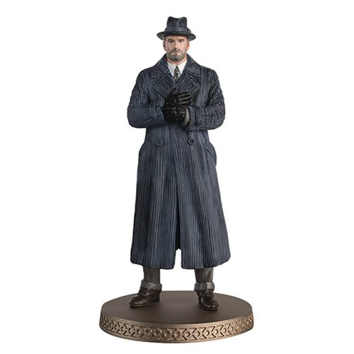 Harry Potter Wizarding World Collection Dumbledore (Jude Law) Figure with Collector Magazine