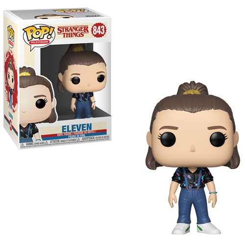 Stranger Things Eleven Season 3 Pop Vinyl Figure