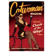 DC Comics Justice League Bombshells Catwoman Magazine MightyPrint Wall Art Print