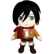 Attack on Titan Mikasa 18-Inch Plush
