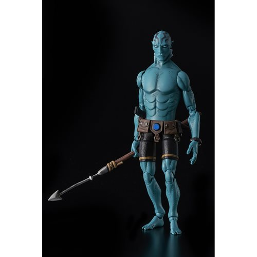 Hellboy Abe Sapien Standard Version 1:12 Scale Action Figure - Previews Exclusive