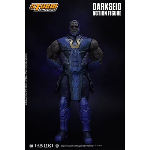 Injustice: Gods Among Us Darkseid 1:12 Scale Action Figure