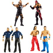 WWE Basic Series 57 Action Figure 2-Pack Case