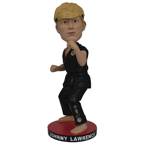 Karate Kid Johnny Lawrence Bobble Head - Previews Exclusive