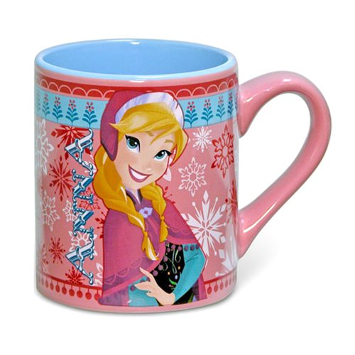 Disney Frozen Anna 14 oz. Ceramic Mug