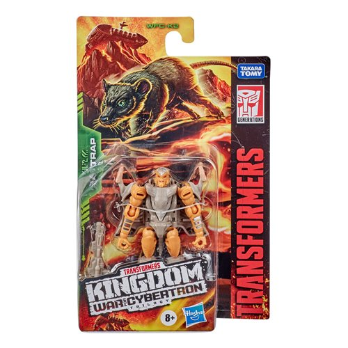 Transformers Generations Kingdom Core Wave 1 Case