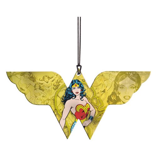 DC Comics Originals Wonder Woman Logo Hanging Acrylic Print