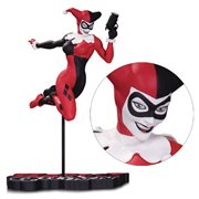 DC Comics Harley Quinn by Terry Dodson Red, White, and Black Statue