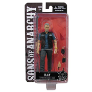 Sons of Anarchy Clay Morrow 6-Inch Action Figure, Not Mint